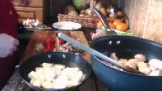 Chicken Pot Roast (mediterranean Chicken) Recipe