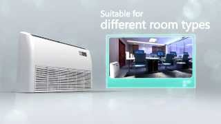 Midea - Residendial Air Conditioner - Ceiling & Floor