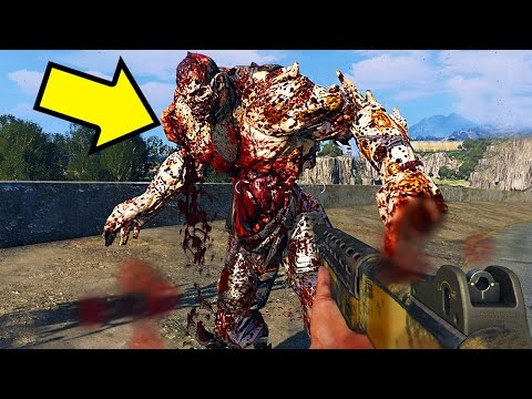THIS ZOMBIE WILL KILL ME! (Dying Light Gameplay The Following DLC)