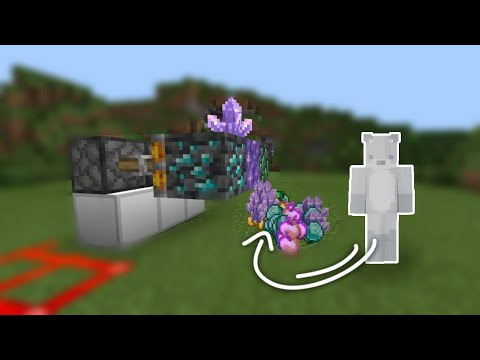 Menggandakan Item Di Minecraft 1.17 Masih Bisa...