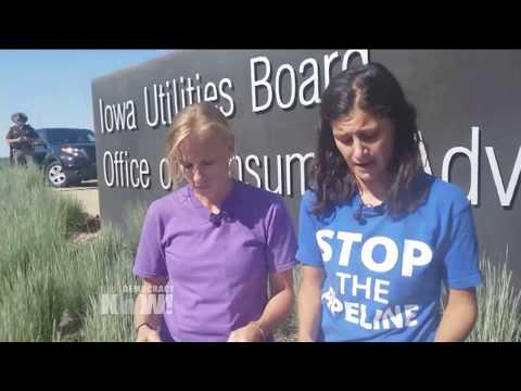 Activists in Iowa Admit to Repeatedly Sabotaging Dakota Access Pipeline