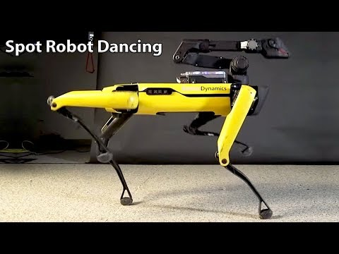 Amazing Spotmini Robot Dancing & Put To The Test For Commercial Usage – Boston Dynamics Updates