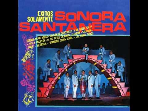 Sonora Santanera Canta Juan Bustos - Cuando Tu Me Miras