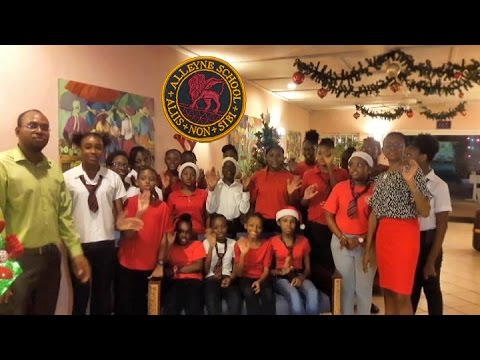 Alleyne School [Barbados] Christmas in the Community 2016 - CHOIR ONLY