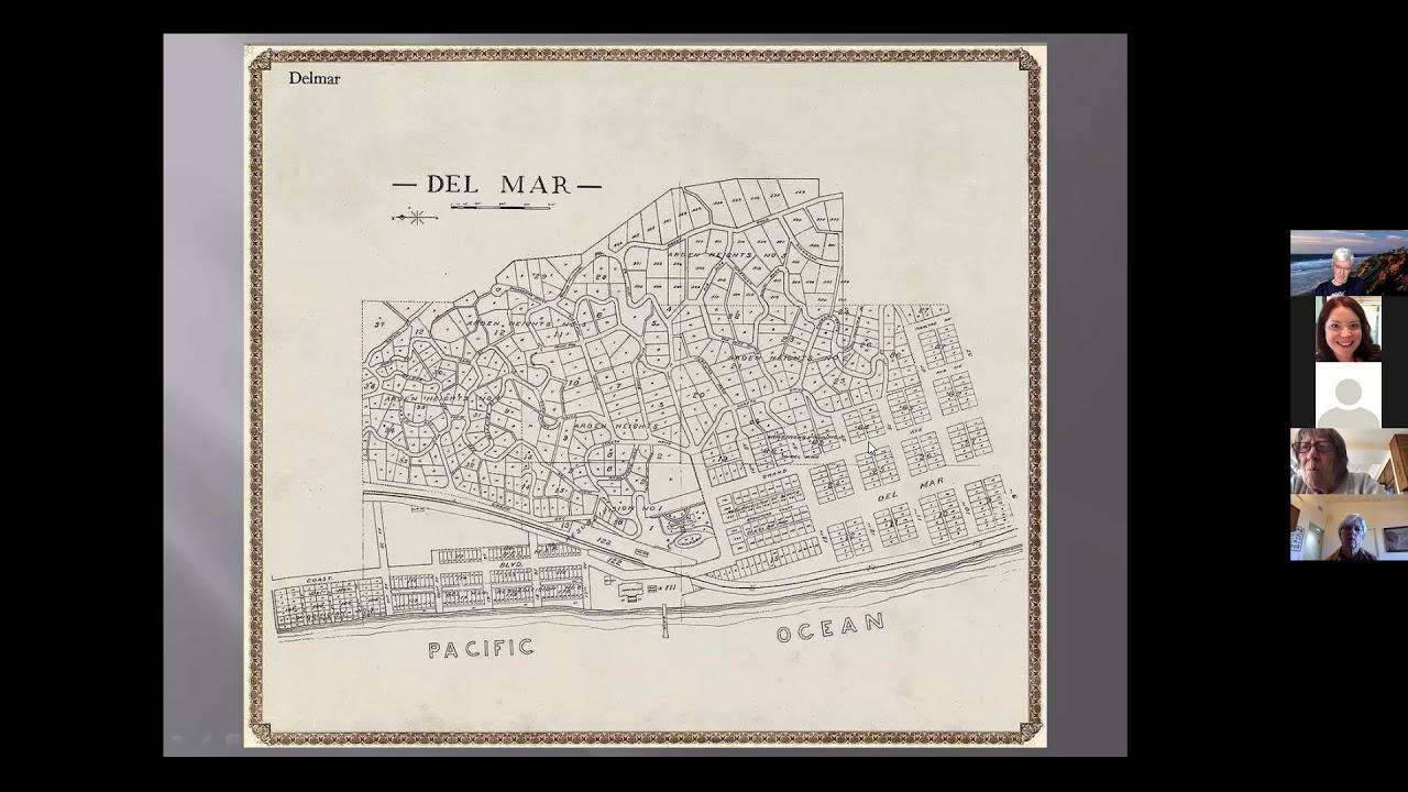 Remarkable Del Mar History: Does Gerry Mander Live in Del Mar?