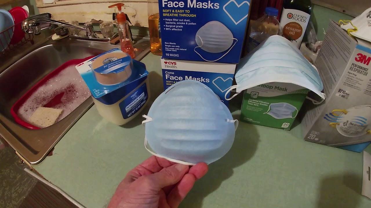 cvs surgical mask
