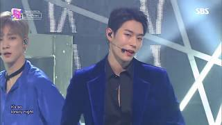 knk - lonely night live 190113