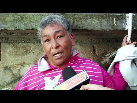 Deslizamiento de tierra afectó varias viviendas en San Antonio de Prado [Noticias] - TeleMedellin