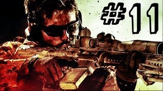 Medal of Honor Warfighter Gameplay Walkthrough Part 11 - One Man Mutiny - Mission 12