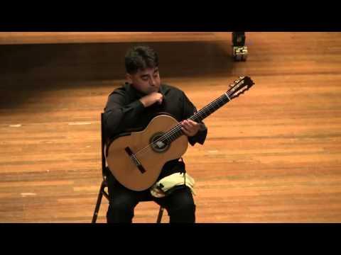 Alex Dunn: Concert Etudes