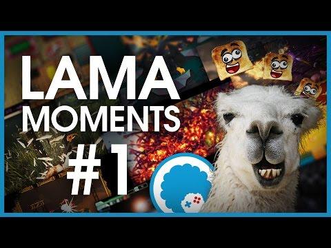 LAMA Moments #1 | Sucha strona afro-gamingu!