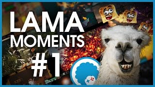 LAMA Moments #1 | Sucha strona afro-gamingu!