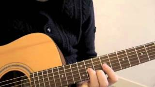 The Beatles - And I Love Her - Acoustic Guitar Lesson - Verse - Intro - Solo - Middle (Part Two)