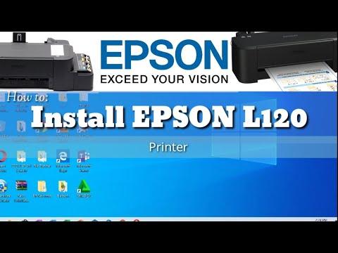 Teritorial cara intal printer epson..