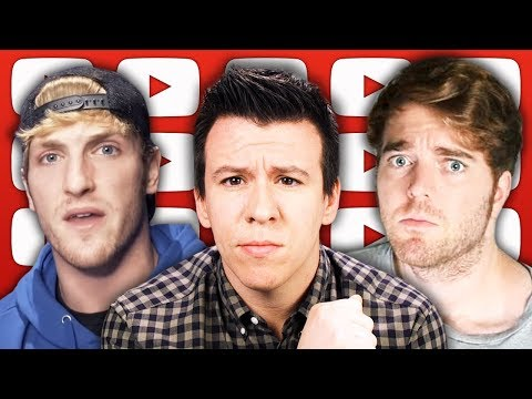 Shane Dawson Logan Paul Sociopath Backlash, Net Neutrality Fight in California, Not-NAFTA, & More…