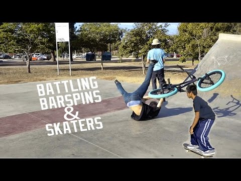 CONNOR KEATING BATTLES BARSPINS & SKATERS