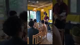 Em gì ơi - Nghệ sĩ Chí Tài hát cực hay tại ngày khai trương nhà hàng Cơm Quê Mười Khó Trường Giang