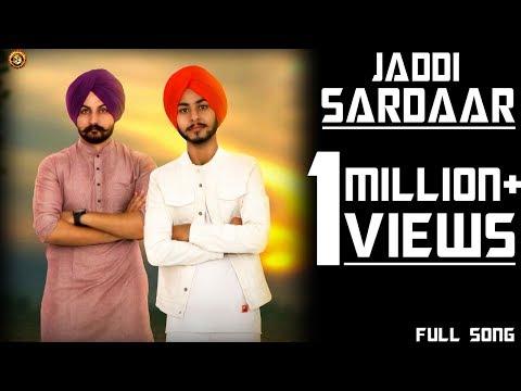 JADDI SARDAR | Davinder Dhillon ft. Dhillon Preet | Nuclear Beats | Latest Punjabi Song 2017