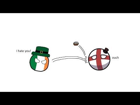 Why Ireland hated England?