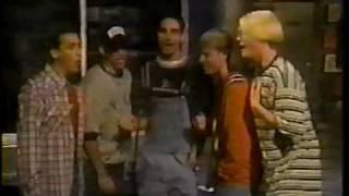 Backstreet Boys à l