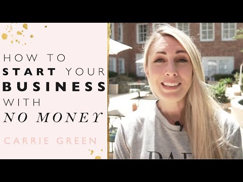 How To Start a Business With No Money and Still be Successful! from YouTube · Duration:  5 minutes 53 seconds