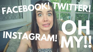 Social Media Stalking: A Cautionary Tale! // Amy Young