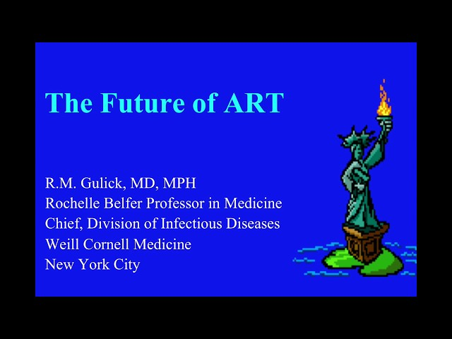 Future of ART - Dr. Roy Gulick
