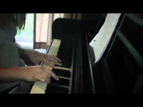 """Heart will go on""Titanic Piano Cover, Adara Harter"