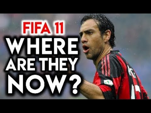 FIFA 11 World Team - Where Are They Now?