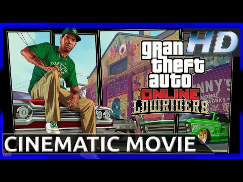 GTA 5 - Lowriders [Rockstar Editor Movie]...