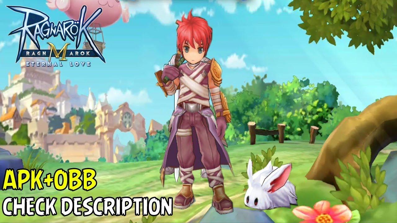 Ragnarok Eternal Love Android Gameplay MMORPG Openworld CBT (APK+OBB  Download)