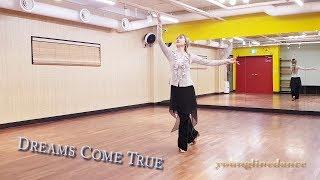 Young LineDance 영라인댄스- S.E.A seabl205@naver.com a52058770@gmail.com Dreams Come True 32C 4W Intermediate Choreographer: Hotma Tiarma ...