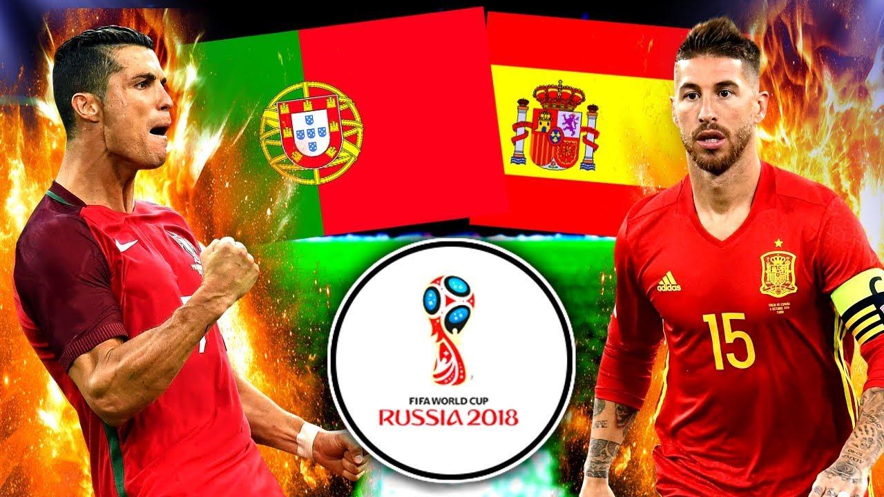 portugal spanien wm