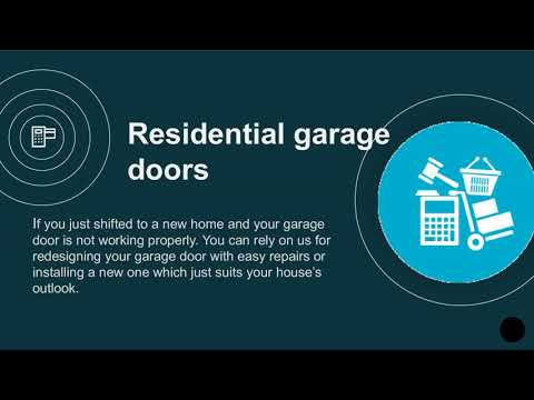Garage Door Service North Hollywood CA | Garage Door Spring Repair