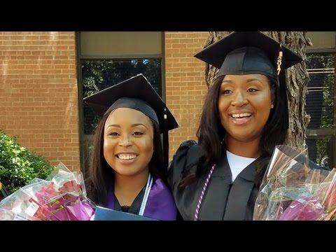 Mom Beats Cancer Twice, Graduates From College At Same Time As Daughter