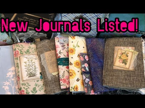 New Journals listed | I'm A Cool Mom