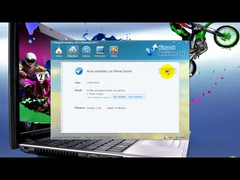 Kingsoft Antivirus 2012 SP5.7