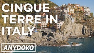 Cinque Terre is the best place in Italy!