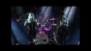 The Pierces live @ Nouveau Casino Paris  5-28-2009