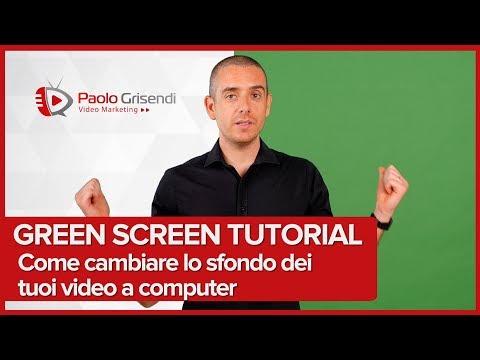 Green Screen tutorial