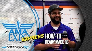 AMA Expo Express: A How-To From ReadyMadeRC