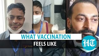 Covid vaccine: Meet AIIMS sanitation worker who volunteered to be 1st recipient