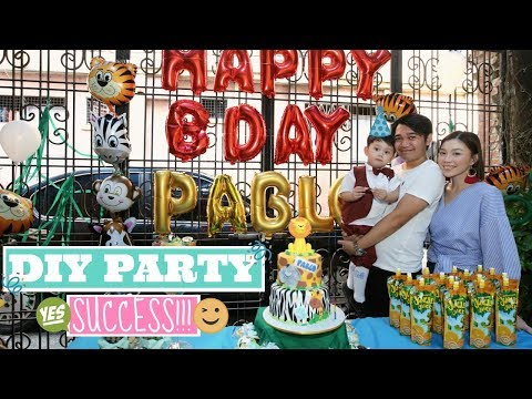 PABLO'S BIRTHDAY PARTY | Peevee Dela Rosa