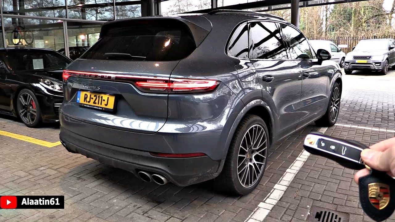 The New Porsche Cayenne 2018 Full Review Interior Exterior