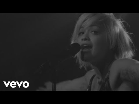 RITA ORA  I Will Never Let You Down USA Diary