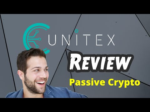 Unitex Capital Review – Plenty Of Time Left, To Earn Passive Crypto