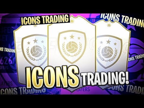 HOW TO TRADE WITH ICONS #1 - FIFA 19 Ultimate Team thumbnail