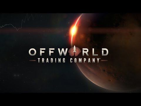 What is... Offworld Trading Company (RTS that Doesn't Focus on Combat!)