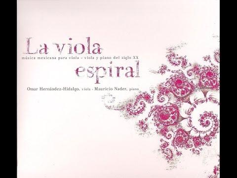 La viola espiral - Omar Hernández Hidalgo (full album)