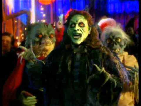 Disney Channel Russia promo - Halloween movies - YouTube